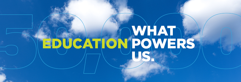 Blattner Gives Back to Schools Nationwide as Industry Milestone Celebration Continues.